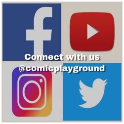 ComicPlayground Social