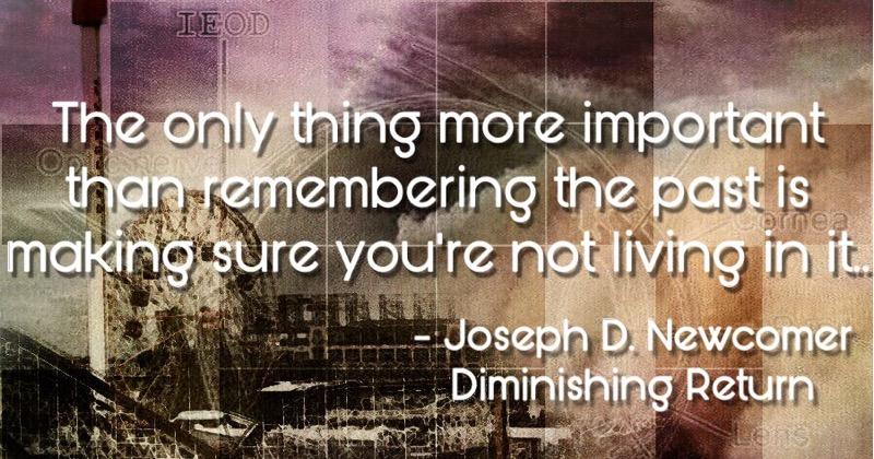 Diminishing Return Quote